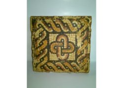 Azulejo mosaico romano